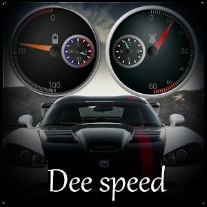 Cover art Weather Speedometer Zooper