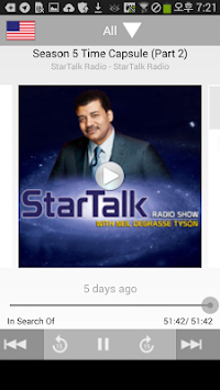 Podplay (podcast Player) APK screenshot thumbnail 4