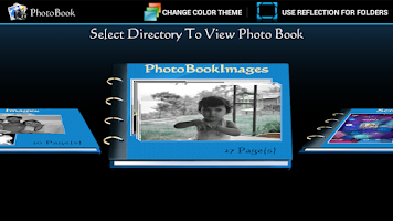 Screenshot of Photo Book Picture Album