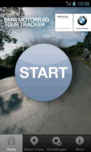 BMW Motorrad Tour Tracker