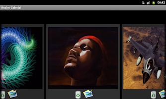 Screenshot of Moto X Wallpaper