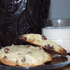 Amaretto Chunk Cookies