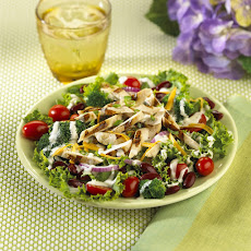 Garden Patch Salad with Chicken