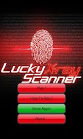 Screenshot of Lucky X Ray Scanner