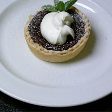 Chocolate And Whisky Tart