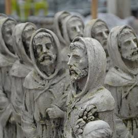 St. Francis by Lorraine D.  Heaney - Buildings & Architecture Statues & Monuments