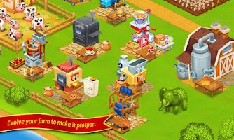 Screenshot of Farm Town™: Happy Day