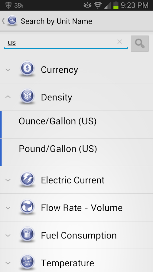 Unit Converter Plus Screenshot 6