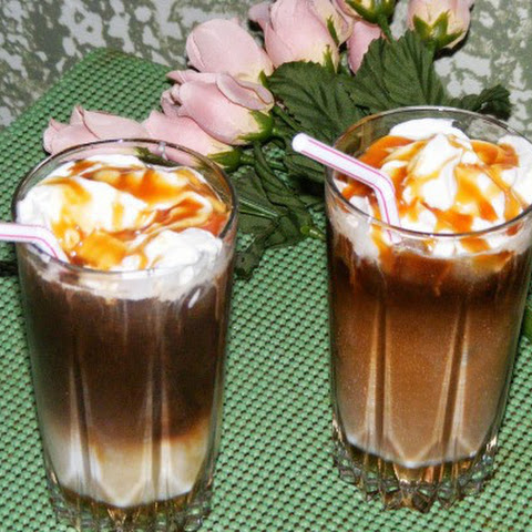 Starbucks Caramel Iced Coffee