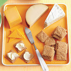 Mini Cheese Crackers