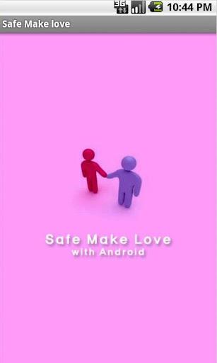 Safe Make LOVE 피임