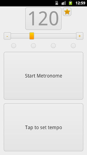 Metronome BPM Counter