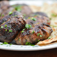 Sheftalia (Cypriot Lamb and Pork Sausage)