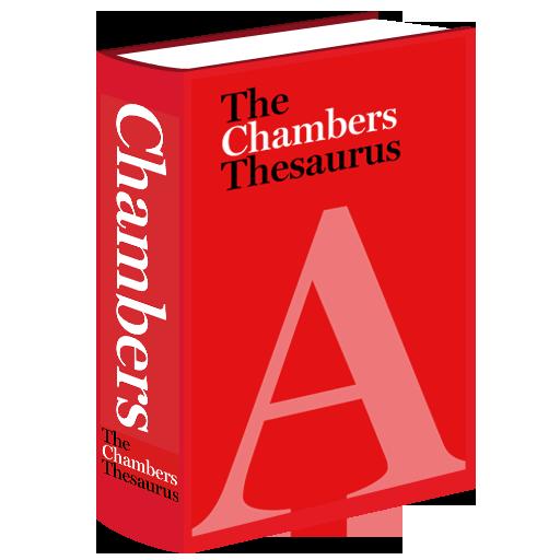 Chambers Thesaurus LOGO-APP點子
