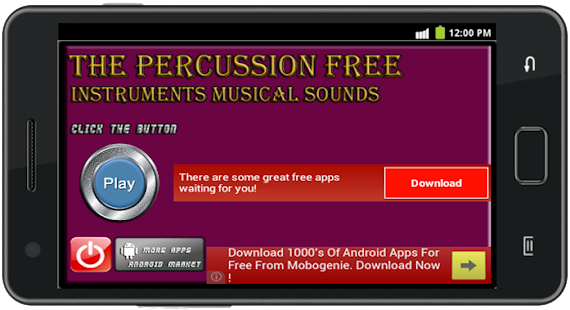 Percussion Instrument- screenshot thumbnail