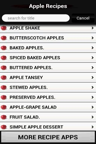 【免費生活App】Apple Recipes Cookbook-APP點子