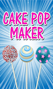 Cake Pops Maker FREE - screenshot
