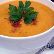 Pumpkin Soup (Vegan)