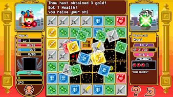 Screenshot of Block Legend