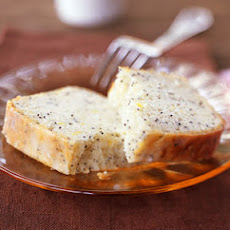 Lemon-Poppy Seed Pound Cake