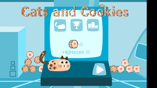 Cats and Cookies - screenshot