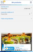 Screenshot of BBVA | Chile