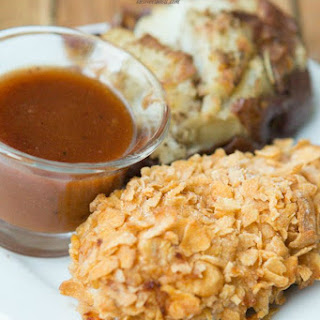 Baked Chicken With Corn Flakes Recipes