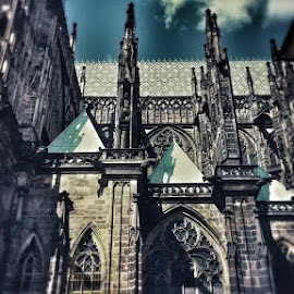 The architecture here is beyond words by Ryan Sawicki - Buildings & Architecture Public & Historical