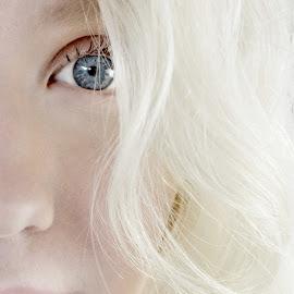 True Blue by Lisa Ehrlich - Babies & Children Child Portraits ( blue eyes,  )
