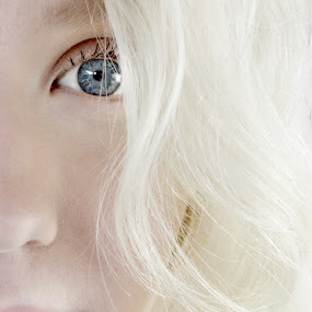 True Blue by Lisa Ehrlich - Babies & Children Child Portraits ( blue eyes,  )