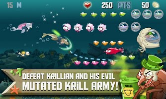Screenshot of Seal Force
