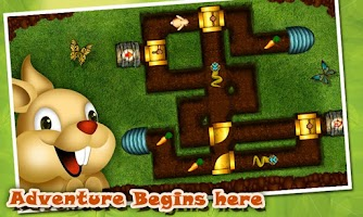 Screenshot of Bunny Adventures