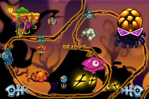 Uncle Pumpkin's Journey