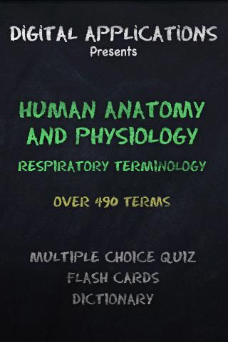 ANATOMY PHYSIOLOGY-RESPIRATORY