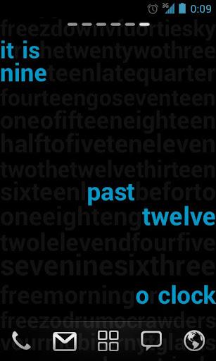 half past eleven