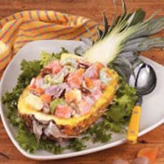 Ham and Sweet Potato Salad