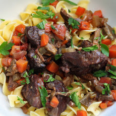 Daube de Boeuf (Beef Braised in Red Wine)