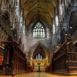 Chester Cathedral by Jean-Paul Srivalsan - Buildings & Architecture Places of Worship ( chester cathedral, interior, churches, cathedrals, cathedral, architectural detail )