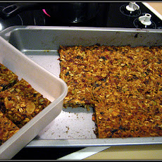 Pesach Breakfast Bars