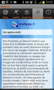 App Meteox.fr APK for Windows Phone