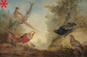 RIJKS: Aert Schouman: painting 1760