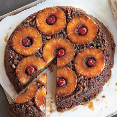 Pineapple Upside-Down Carrot Cake