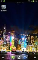 Screenshot of Hong Kong Live Wallpaper (Pro)
