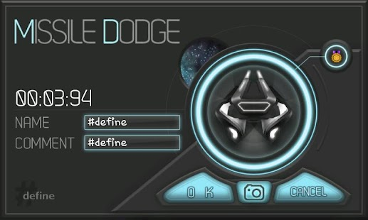 Missile  Dodge - screenshot