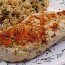 Greek Grilled Chicken Breasts