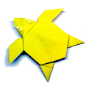 Dinosaur Origami 13