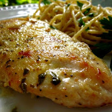 Chicken in White Wine (Poulet Scarpariello)