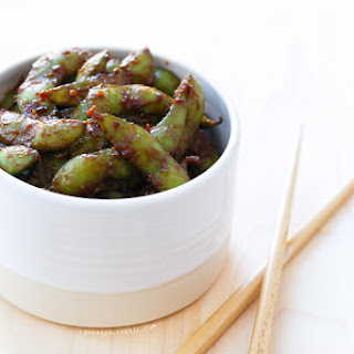 Japanese Spicy Edamame Recipes