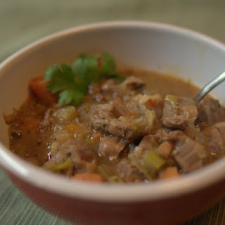 Moela (Portugese Chicken Gizzard Stew)