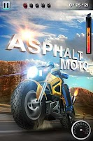 Screenshot of Asphalt Moto